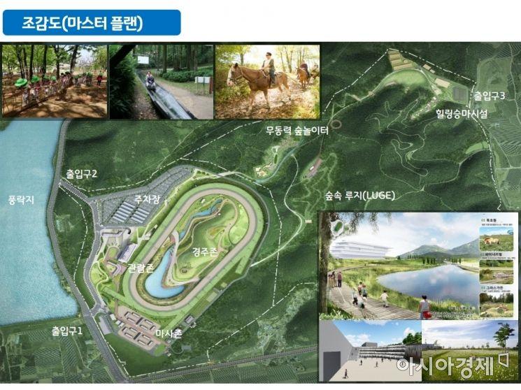 경북 영천경마공원 곧 착공 … 마사회, 3월부터 지장물 철거작업