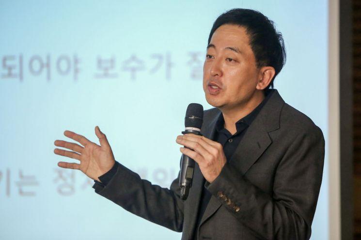 """금태섭 전 민주당 의원은 김 씨가 진행하는 '뉴스공장'에 대해 """"편향성이 극렬해 큰 해악을 끼치고 있다""""며 강하게 질타했다. / 사진=연합뉴스"""