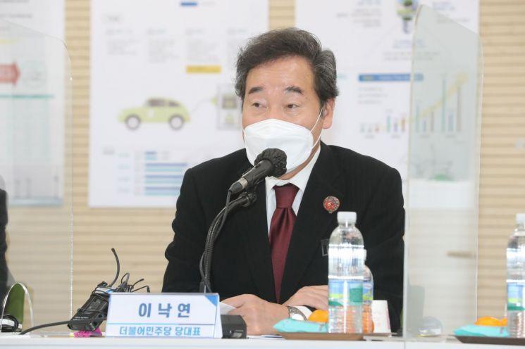 이낙연 더불어민주당 대표 / 사진=연합뉴스