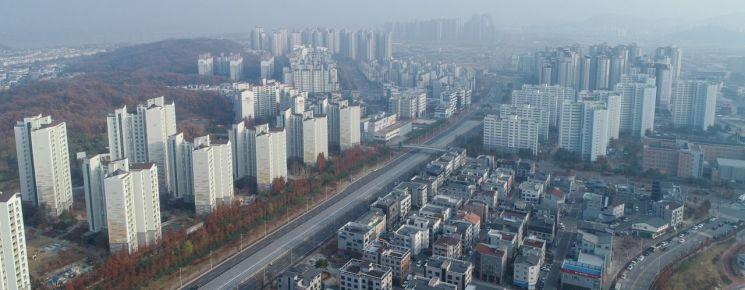 경기도 김포의 아파트 단지 모습. [이미지출처=연합뉴스]