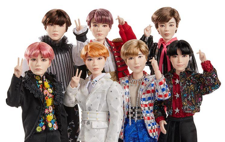 G마켓, 'BTS 프레스티지 패션돌' 판매…가격은?