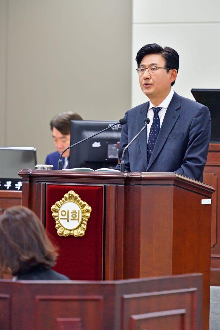 송파구, 9635억 규모 2021년도 예산안 제출…거여·마천 발전전략 등 포함
