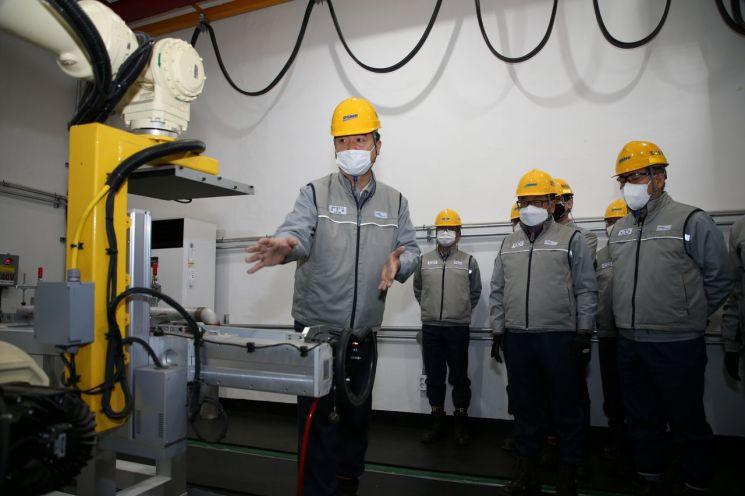 대우조선해양, 업계 최초 비파괴 검사 디지털 기술 개발