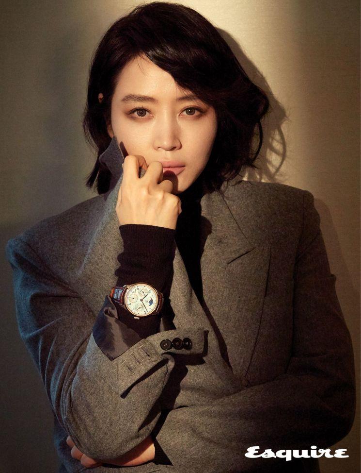 김혜수, 클래식한 아름다움