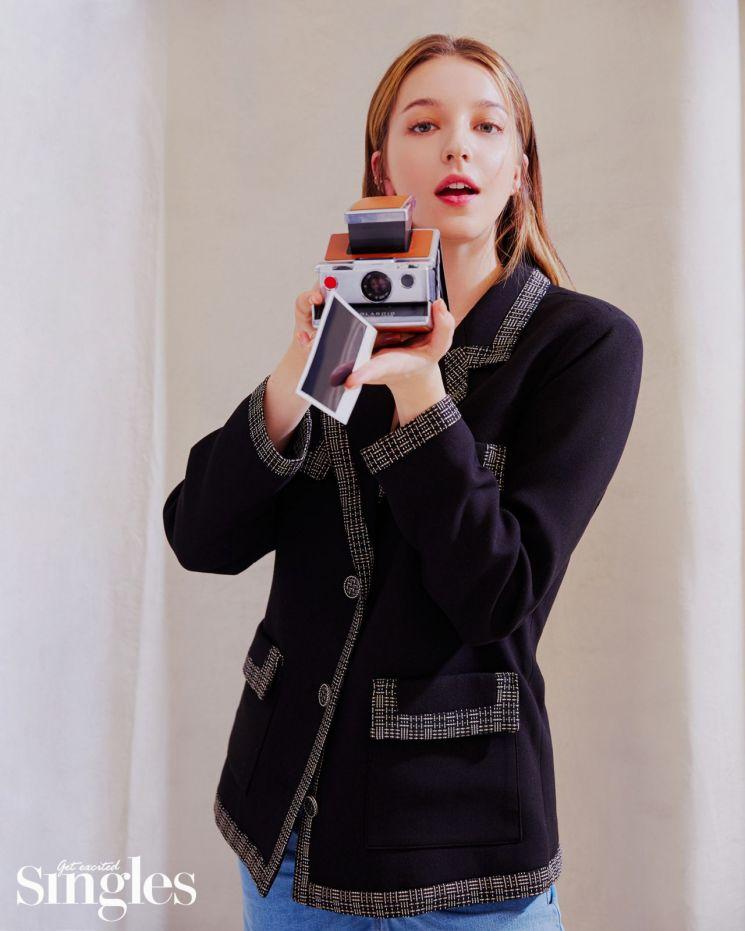 모델 안젤리나 다닐로바