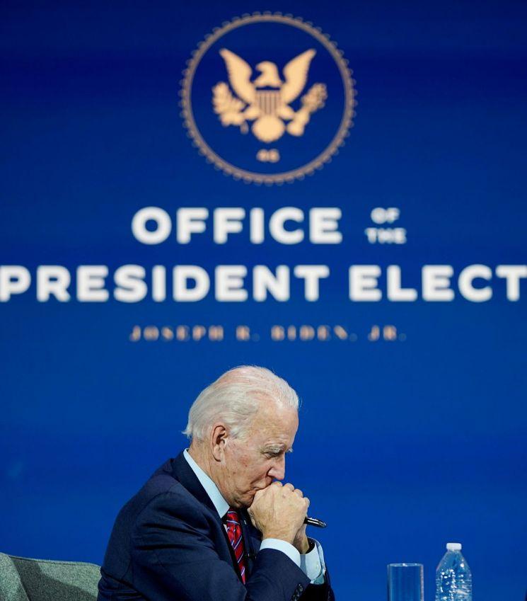 조 바이든 미국 대통령 당선인 [이미지출처=로이터연합뉴스]