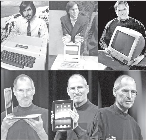 '혁신의 아이콘'(icon)이자 이 시대 최고의 최고경영자(CEO)로 칭송받아온 애플의 전 CEO 스티브 잡스가 지난 2011년 10월5일(현지시각) 향년 56세로 영면했다. 사진=연합뉴스
