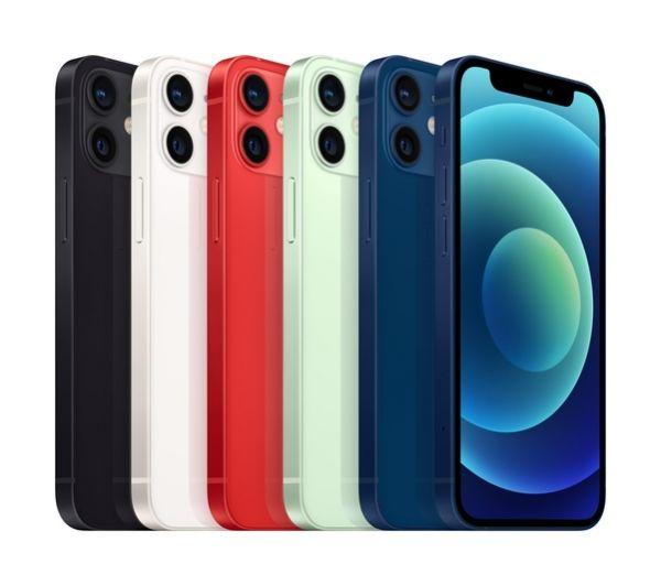 아이폰12 미니 모델 이미지. 사진=애플 공식홈페이지 캡처