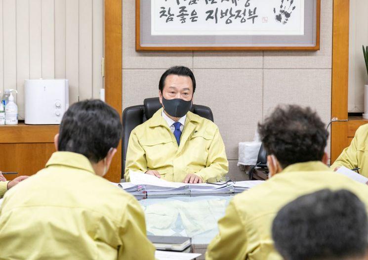 서울 강서구 화곡동 에어로빅학원 코로나19  확진자 52명 발생