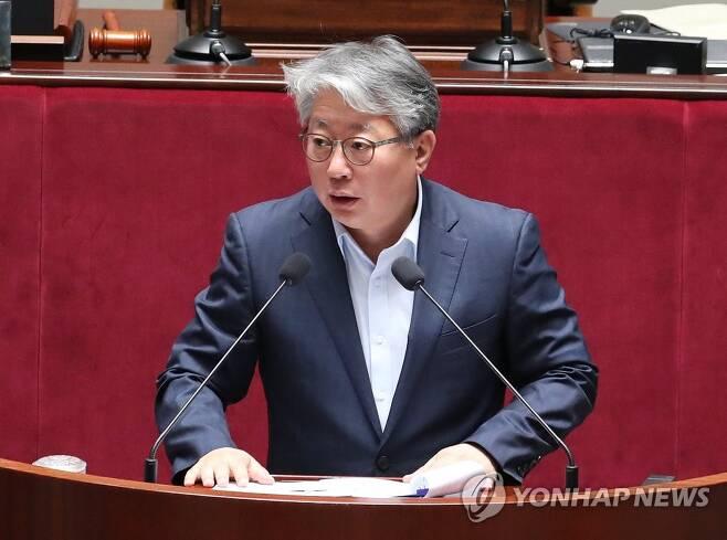 조응천 더불어민주당 의원 [연합뉴스 자료사진]