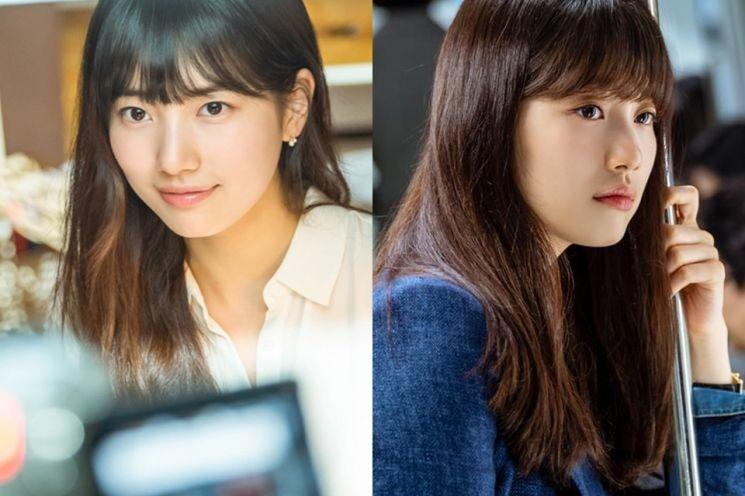 가수 겸 배우 수지. 사진=tvN