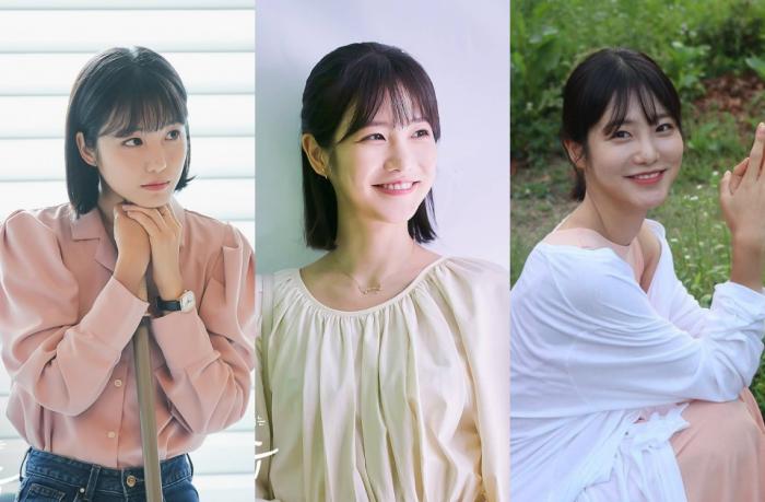 '10대들의 전지현' 배우 신예은의 단발 스타일링