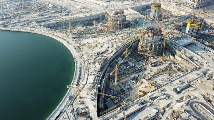 [다시뛰자 건설코리아]'사막의 장미' 이은 '사막의 기적'…현대건설, 카타르 루사일에 꽃피운다
