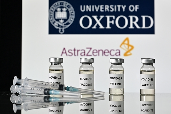 영국계 글로벌 제약사 아스트라제네카와 옥스퍼드대가 공동 개발한 신종 코로나바이러스 감염증(코로나19) 백신. / 사진=연합뉴스