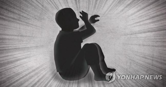 남자 아동 학대 및 폭행 / 사진=연합뉴스