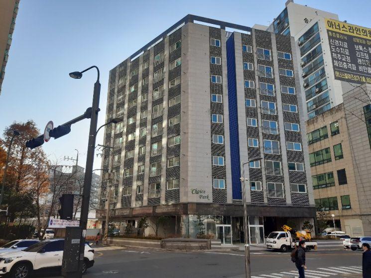 지난달 LH가 공개한 경기 수원시 장안구 매입약정 공공임대주택. 정부는 LH는 2022년까지 아파트 수준의 품질을 갖춘 '공공전세주택' 1만8000가구를 공급한다는 계획이다. (제공=LH)