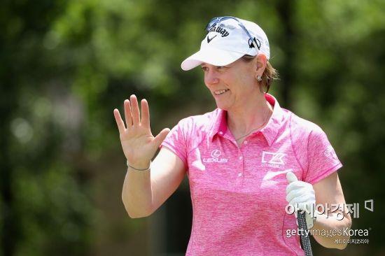 '여자 골프의 전설' 안니카 소렌스탐이 다이아몬드리조트토너먼트 초청 명사 부문에 등판한다.