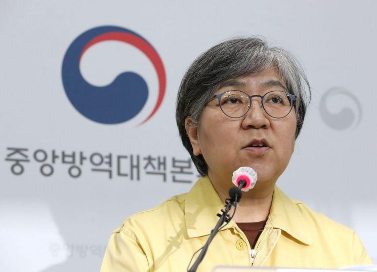정은경 질병관리청장 [이미지출처=연합뉴스]