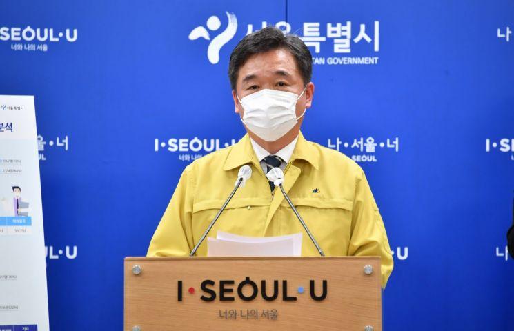 서정협 서울시장 권한대행. [이미지출처=연합뉴스]