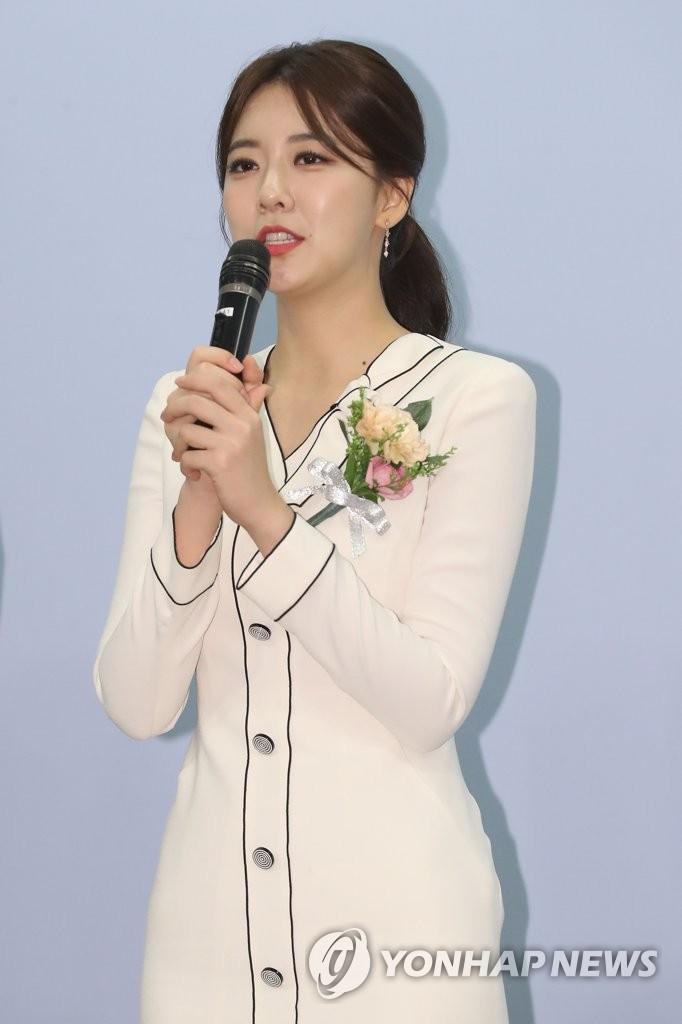 김민형 전 SBS 아나운서 [이미지출처 = 연합뉴스]