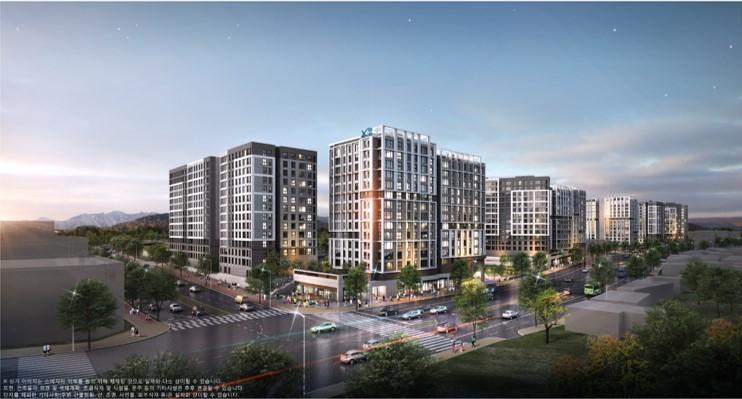 강남, 판교 누리는 '황금입지'에 GS건설 명품 복합단지 '판교밸리자이' 온다
