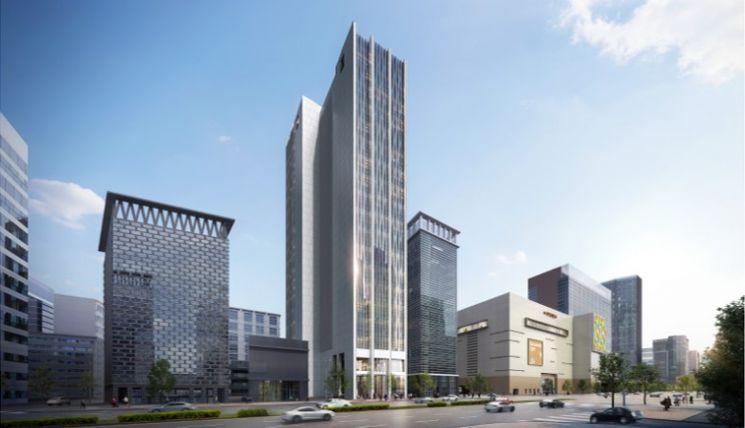 입주민 고정수요, 삼성역 인근 배후수요 모두 흡수하는 '파크텐 삼성 상업시설' 기대