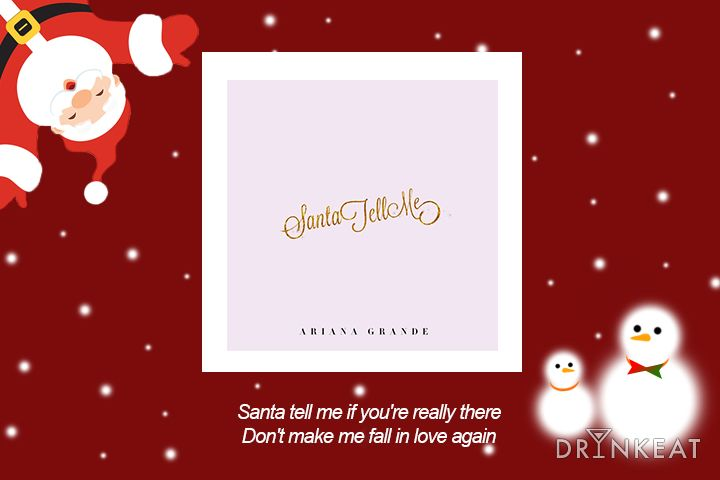 궗吏='Santa Tell Me' 븿踰 옄耳
