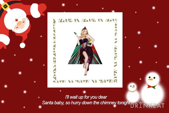 궗吏='Santa Baby' 븿踰 옄耳