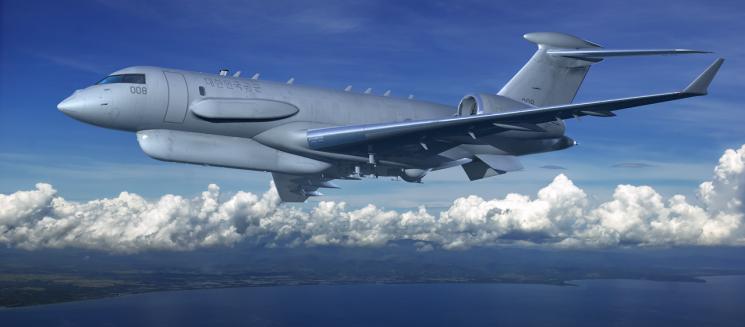 레이시온 테크놀로지스의 미래 전장 방위를 위한 차세대 전장정보항공기 ISTAR-K