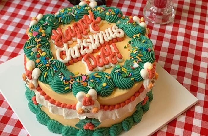 베니케이크. 사진=@benny.cake 인스타그램