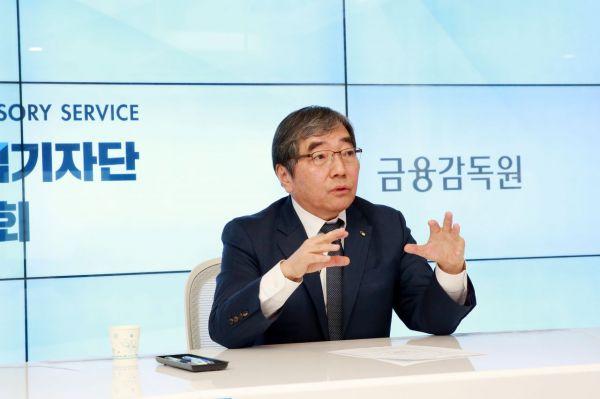 윤석헌 금융감독원 원장