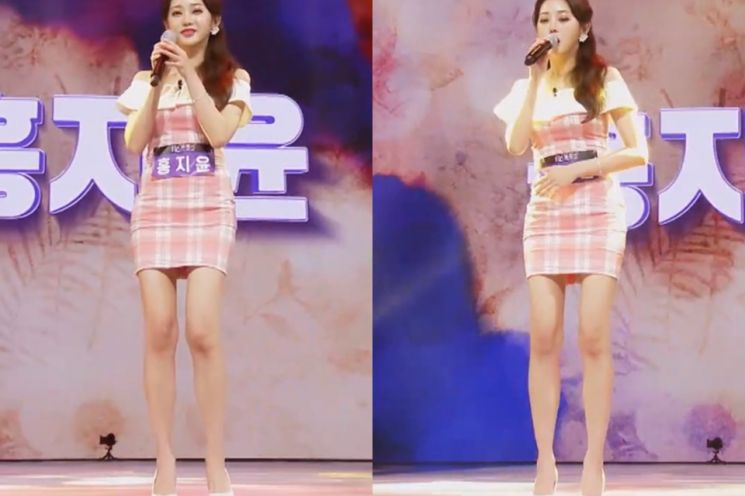 TV CHOSUN '미스트롯2' 홍지윤