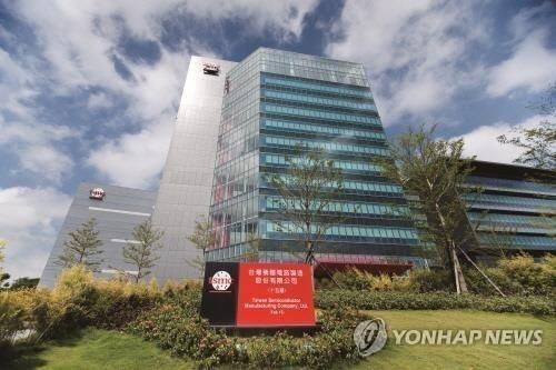 대만 TSMC 웨이퍼 공장 / 사진=연합뉴스