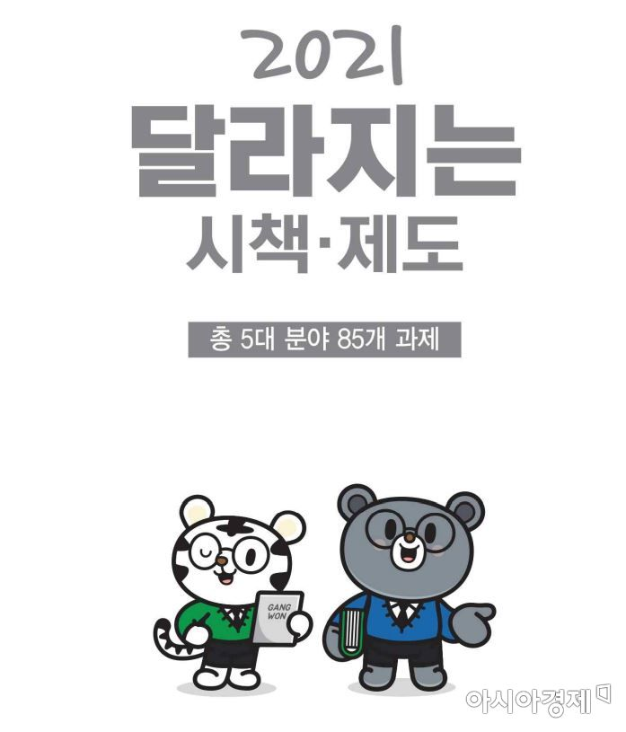 [신년기획] 새해 강원도 이렇게 달라진다