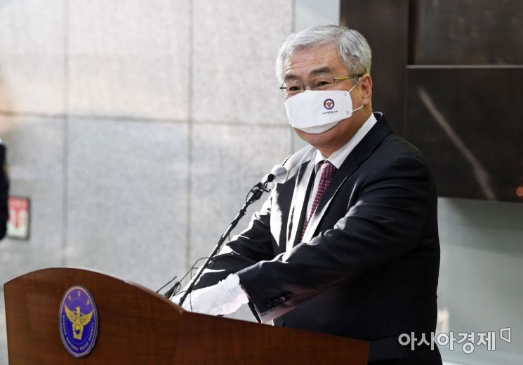 박정훈 국가경찰위원장./김현민 기자 kimhyun81@