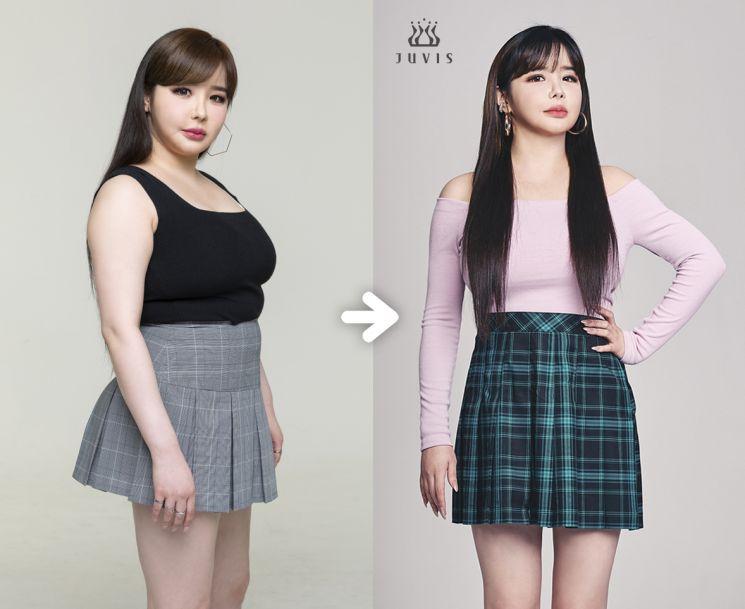 그룹 2NE1 출신 가수 박봄. 사진=쥬비스 다이어트