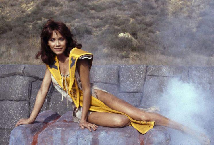 1981년 영화 '비스트마스터'에 출연한 타냐 로버츠 [이미지출처=AP연합뉴스]