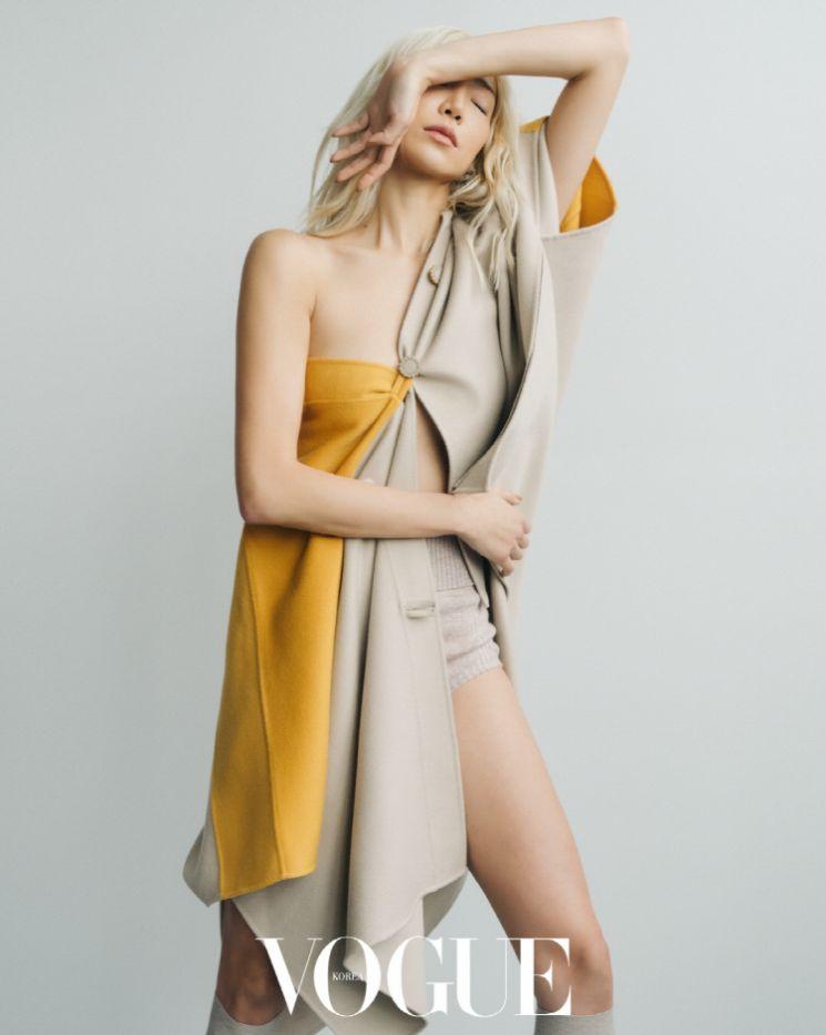 수주, 톱모델의 집콕 패션