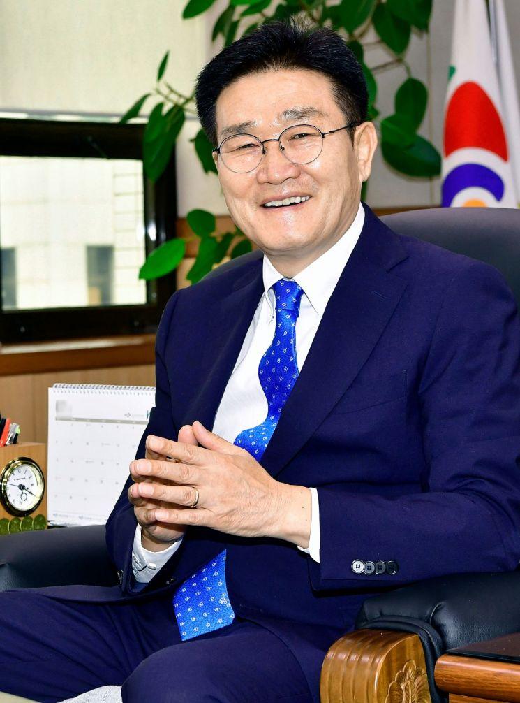 김일권 양산시장.