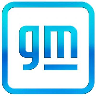 GM 신규 로고(사진=GM)