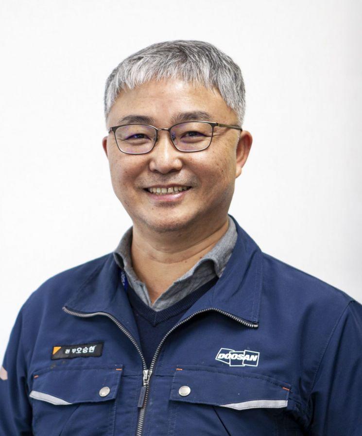 오승현 두산인프라코어 전무