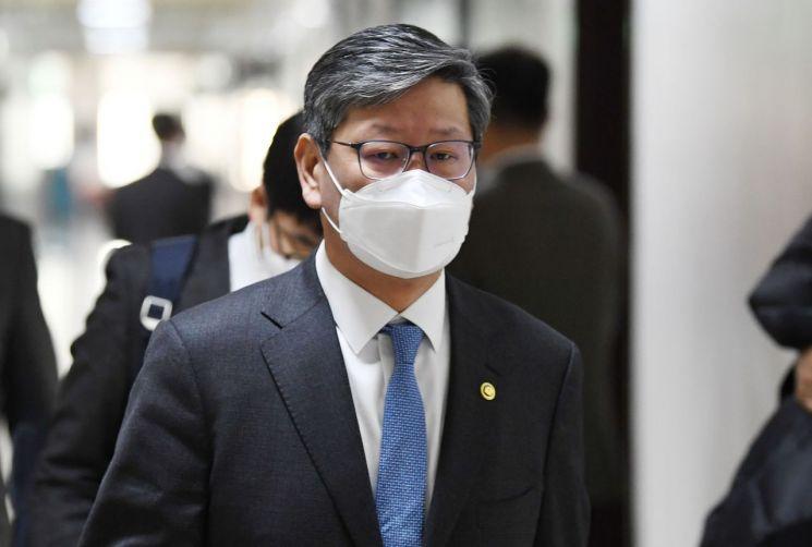 이용구 법무부 차관[이미지출처=연합뉴스]