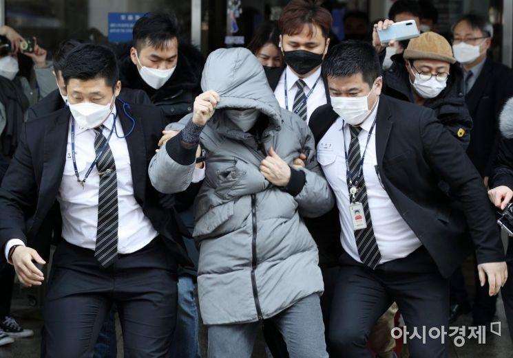 정인 양을 입양한 후 수개월간 학대해 사망에 이르게 한 혐의를 받는 양부 안 모 씨./김현민 기자 kimhyun81@