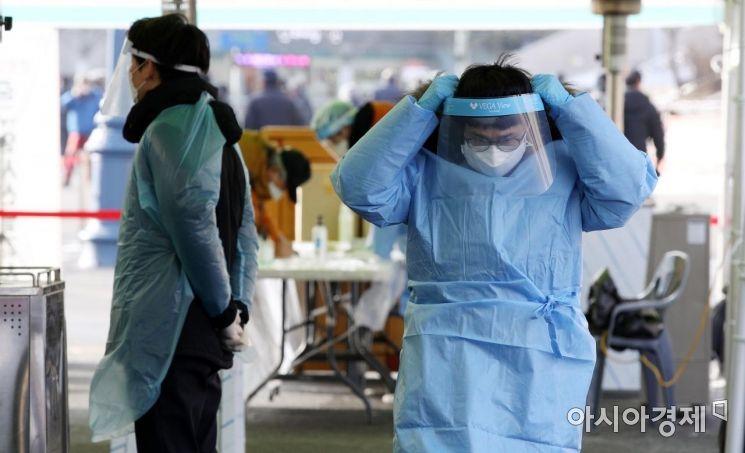 경남 9명 추가 확진 … 산발적 소규모 감염
