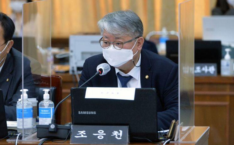 조응천 더불어민주당 의원. [이미지출처=연합뉴스]