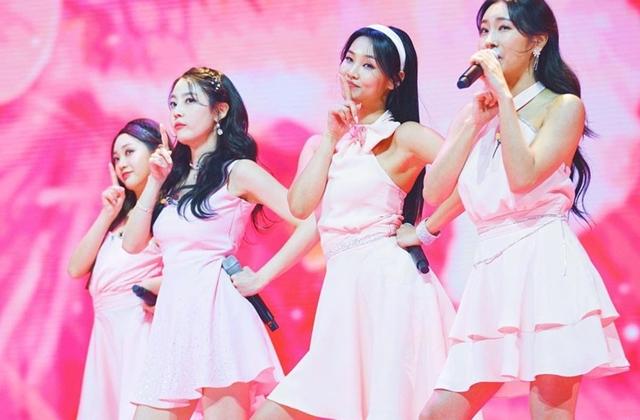 느낌좋지윤. 사진=TV CHOSUN '미스트롯' 공식 SNS
