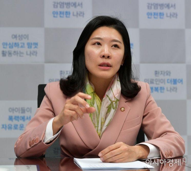 신현영 더불어민주당 의원./윤동주 기자 doso7@