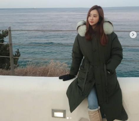 배우 반민정 / 사진=반민정 인스타그램 캡처