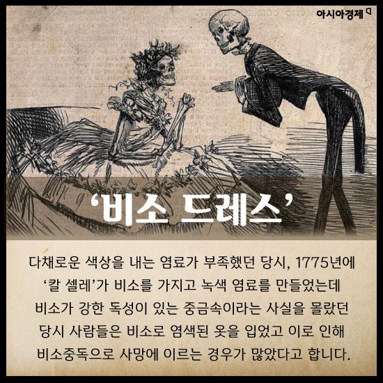 [카드뉴스](믿거나말거나) 옛날엔 예뻐지기 위해 목숨을 걸었다?