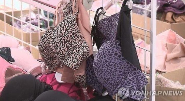 최근 중고 속옷 거래 과정에서 일부 구매자들이 판매자에게 입은 상태 사진을 요구하는 이른바 '속옷 착샷'을 요구해 논란이 일고 있다. 사진은 기사 중 특정 표현과 무관함. [이미지출처=연합뉴스]